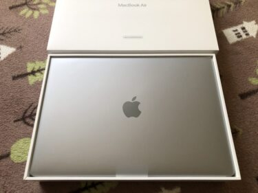 MacBook Air M1モデルを購入した話
